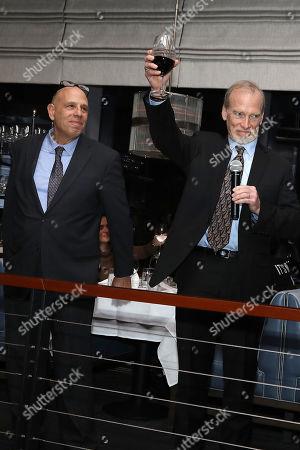 John Block and Steve McCarthy (Co-Directors)