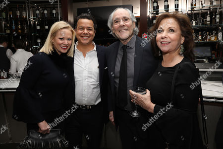 Editorial picture of NYC Premiere of the HBO Documentary Film 'BRESLIN AND HAMILL: DEADLINE ARTISTS', Afterparty, USA - 22 Jan 2019