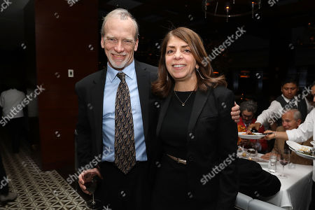 Editorial image of NYC Premiere of the HBO Documentary Film 'BRESLIN AND HAMILL: DEADLINE ARTISTS', Afterparty, USA - 22 Jan 2019