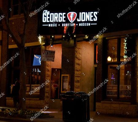 Exterior of The George Jones, owned by George Jones