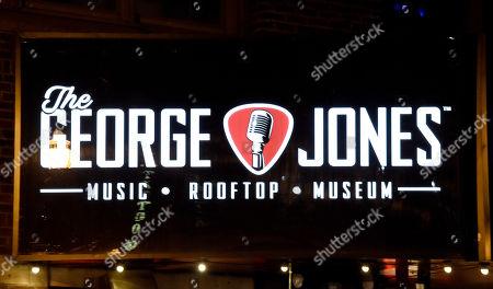 Editorial photo of Nashville bars general view, Nashville, USA - 22 Jan 2019