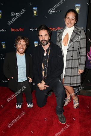 Editorial image of 'Dead Ant' film premiere, Arrivals, Los Angeles, USA - 22 Jan 2019