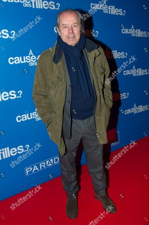 Editorial picture of 'A cause des filles..' film premiere, Paris, France - 22 Jan 2019