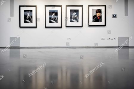 Editorial picture of 'Unseen Beatles' exhibition, Amsterdam, Netherlands - 23 Jan 2019