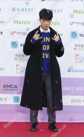Gaonchart Music Awards Seoul Stock Photos (Exclusive
