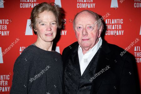 Editorial image of 'Eddie And Dave' play opening night, New York, USA - 22 Jan 2019