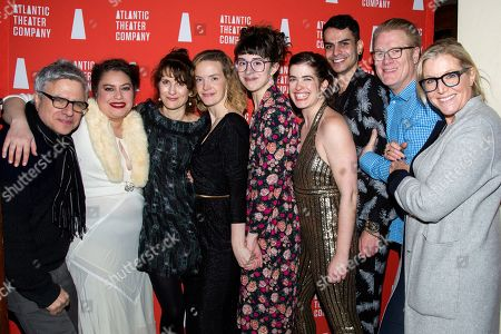 Editorial picture of 'Eddie And Dave' play opening night, New York, USA - 22 Jan 2019