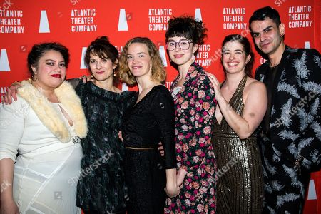 Editorial photo of 'Eddie And Dave' play opening night, New York, USA - 22 Jan 2019