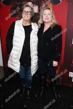 Rosie O'Donnell and Kate Mulgrew