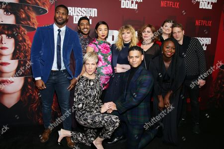Editorial picture of 'Russian Doll' TV show season premiere, Arrivals, New York, USA - 23 Jan 2019