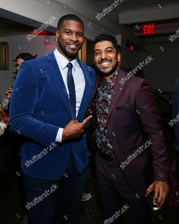 Branden Wellington and Ritesh Rajan