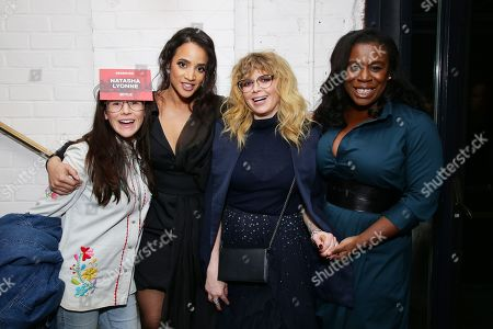 Yael Stone, Dascha Polanco, Natasha Lyonne, and Uzo Aduba