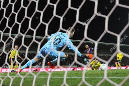 Burton Albion v Manchester City