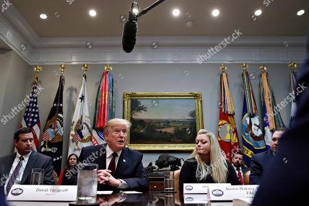 Editorial picture of Trump, Washington, USA - 23 Jan 2019
