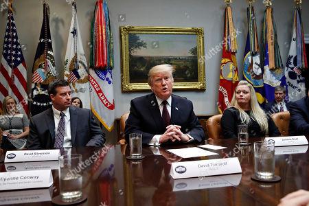 Editorial image of Trump, Washington, USA - 23 Jan 2019