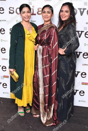 Editorial photo of 'Love Sonia' film premiere, London, UK - 23 Jan 2019