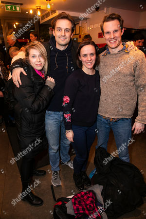 Editorial picture of 'Showstopper! The Improvised Musical' party, Gala Night, London, UK - 23 Jan 2019