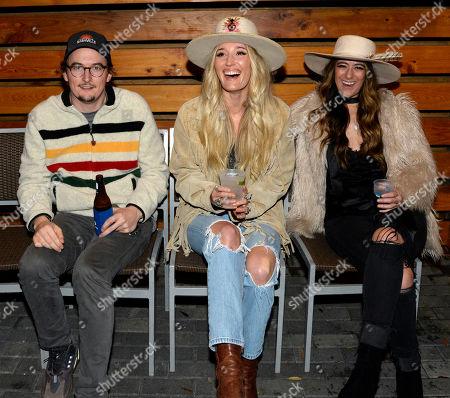 Matt Dragstrem with The Sisterhood Band - Ruby Stewart, Alyssa Bonagura