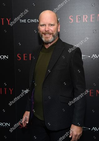 """Stock Photo of Robert Hobbs attends a special screening of """"Serenity"""" at the Museum of Modern Art, in New York"""