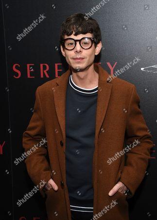 "Editorial image of NY Special Screening of ""Serenity"", New York, USA - 23 Jan 2019"
