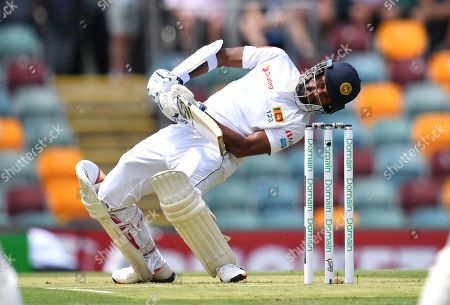 Australia v Sri Lanka, Day 1