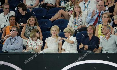 Editorial image of Tennis Australian Open 2019, Melbourne, Australia - 24 Jan 2019
