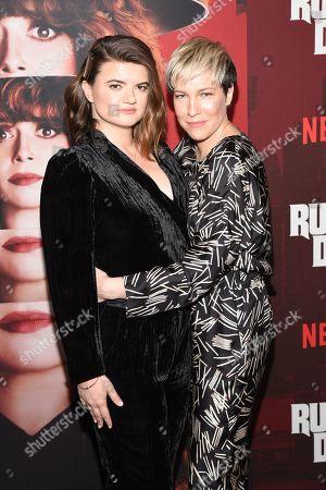 Leslye Headland and Rebecca Henderson