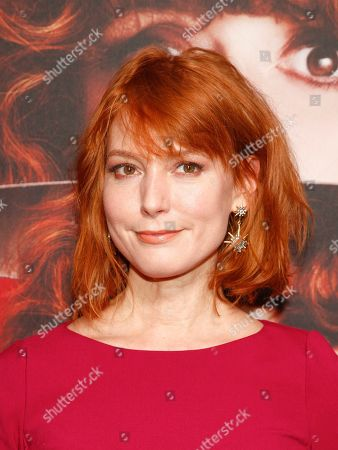 "Alicia Witt attends Netflix's ""Russian Doll"" season one premiere at Metrograph, in New York"