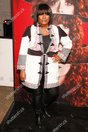 """Adrienne Moore attends Netflix's """"Russian Doll"""" season one premiere at Metrograph, in New York"""