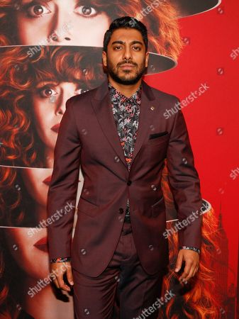 "Ritesh Rajan attends Netflix's ""Russian Doll"" season one premiere at Metrograph, in New York"