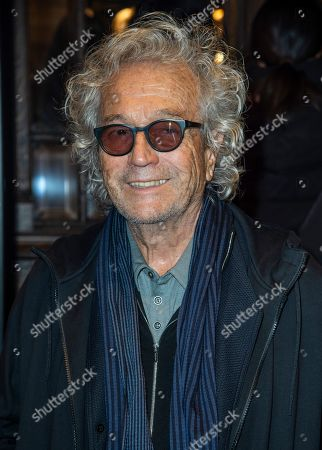 Stock Image of Luc Plamondon