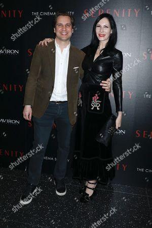 Harry Kargman and Jill Kargman