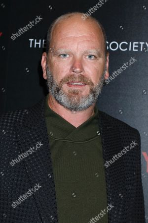 Editorial image of 'Serenity' film premiere, Arrivals, New York, USA - 23 Jan 2019