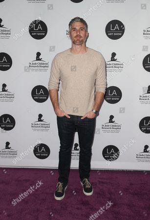 Editorial photo of LA Art Show opening night gala, Los Angeles, USA - 23 Jan 2019