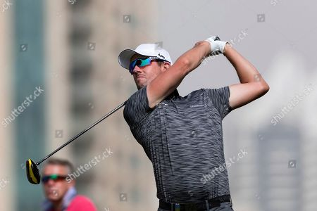Editorial image of Desert Classic Golf, Dubai, United Arab Emirates - 24 Jan 2019