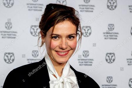 Editorial photo of Rotterdam film festival, Netherlands - 23 Jan 2019