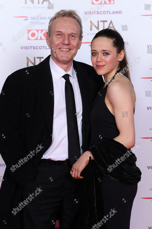 Anthony Head and Emily Head