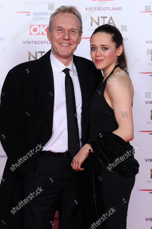 Stock Photo of Anthony Head and Emily Head