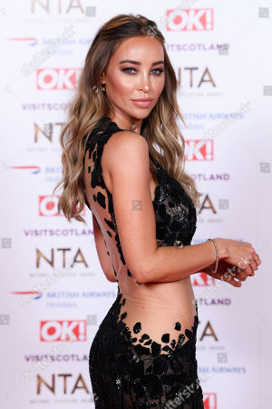 Stock Picture of Lauren Pope