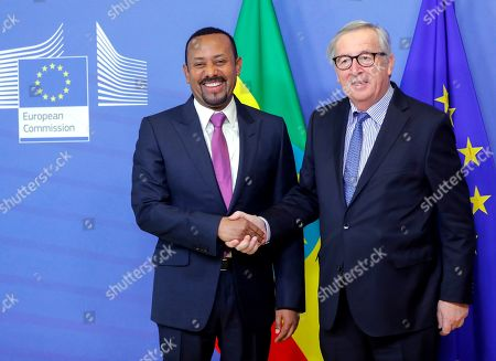 Prime Minister of Ethiopia, Abiy Ahmed, visit to Brussels