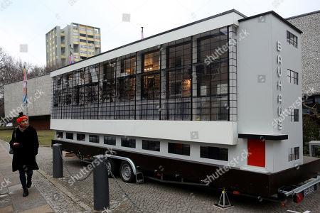 100th anniversary of Bauhaus, Berlin