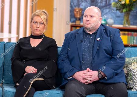 Denise Fergus and Stuart Fergus