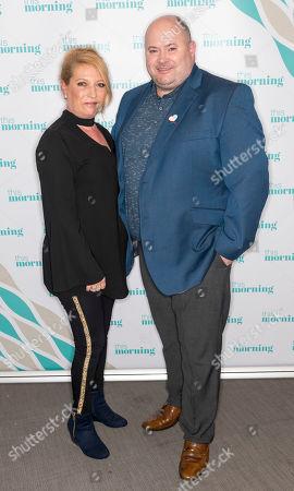 Stock Image of Denise Fergus and Stuart Fergus