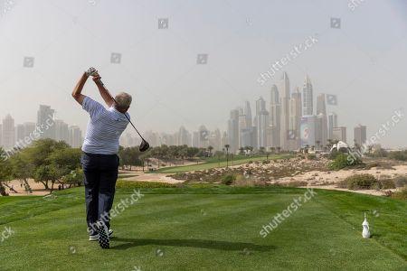 Editorial picture of Desert Classic Golf, Dubai, United Arab Emirates - 24 Jan 2019