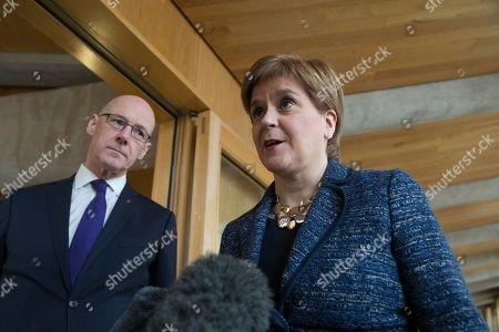 Scottish Parliament First Minister's Questions, Edinburgh