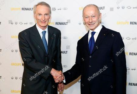 Renault board appoints new management, Paris