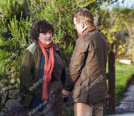 Editorial image of 'Vera' TV Show, Series 9, Episode 4 UK  - 2019