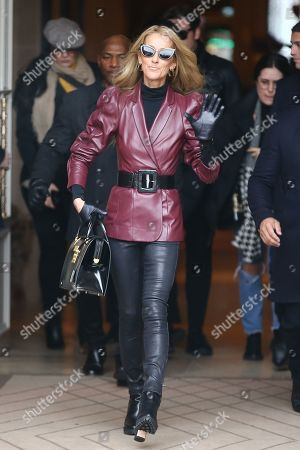 Stock Photo of Celine Dion
