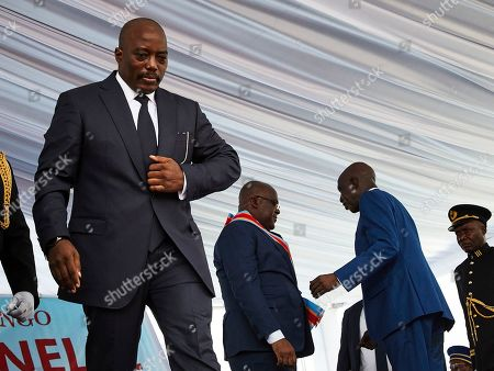 Editorial image of Felix Tshisekedi sworn in as DR Congo's President, Kinshasa, Congo, The Democratic Republic Of The - 24 Jan 2019