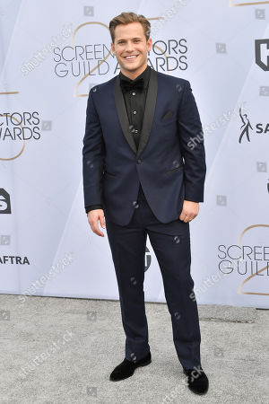 Editorial image of 25th Annual Screen Actors Guild Awards, Arrivals, Los Angeles, USA - 27 Jan 2019